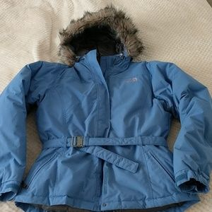 The North Face Goose Down ski jacket